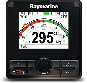 Find out more about the p70Rs Autopilot Control Head | Raymarine