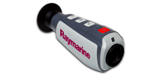 TH Series Thermal Camera Media Resources | Raymarine