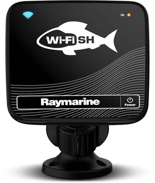 Buy Direct from Raymarine - Wi-Fish | Raymarine - A Brand by FLIR