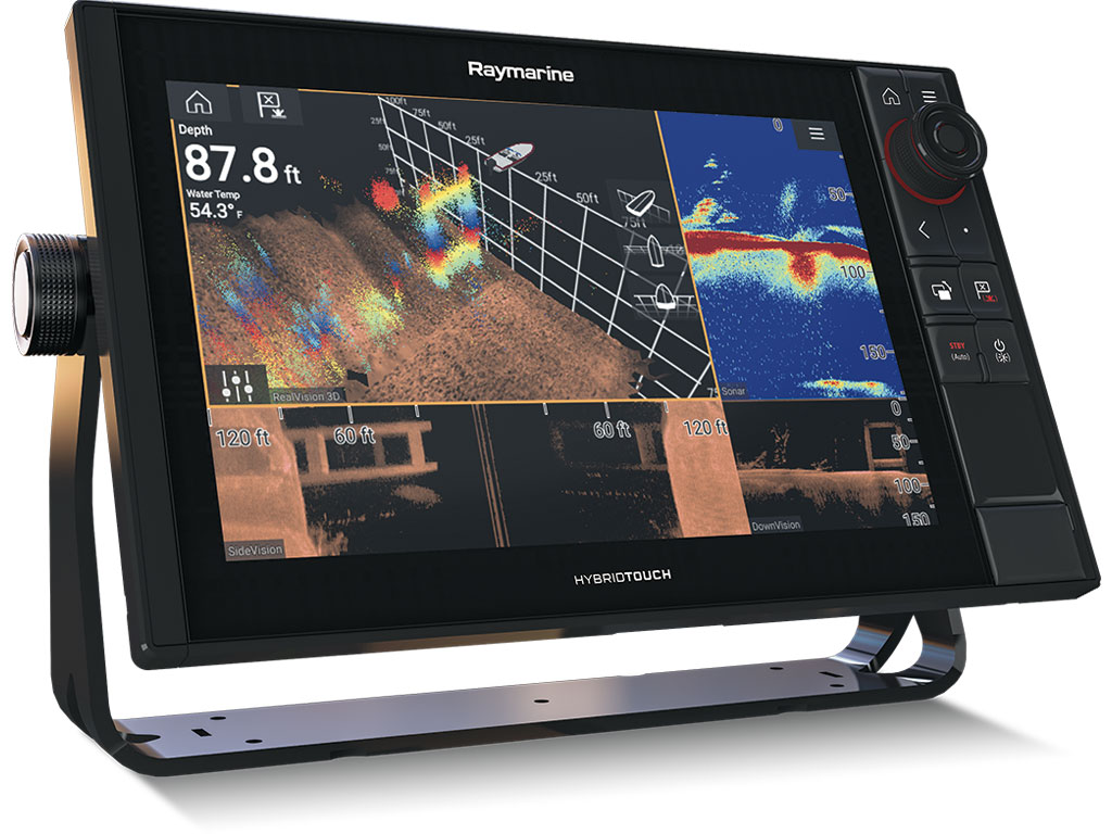 Powerful Performance | Raymarine by FLIR