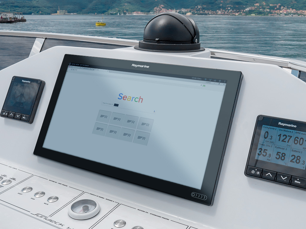 Axiom XL - Bring Your Computer | Raymarine - A Brand by FLIR