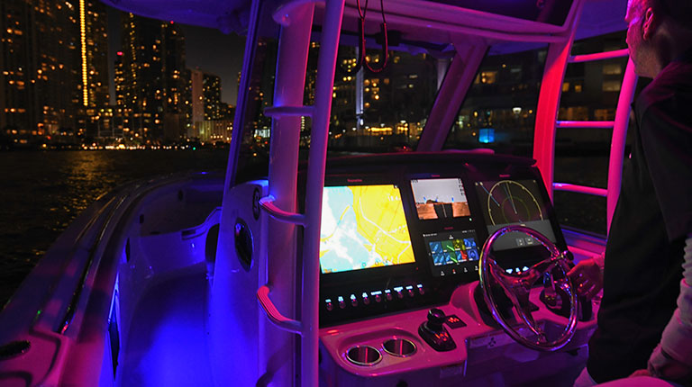 LightHouse NC2 Charts - Data-Rich Points of Interest | Raymarine - A Brand by FLIR
