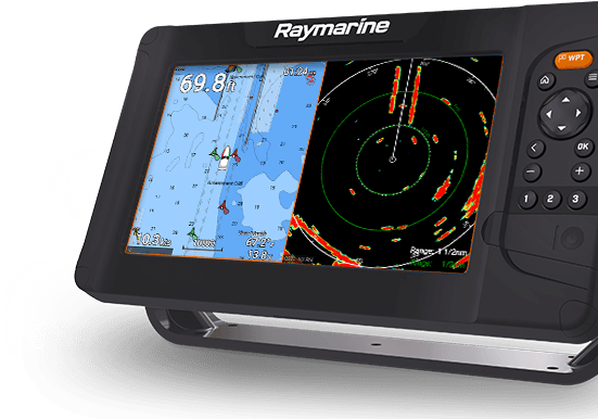 Element S - A Trusted Cruising Companion | Raymarine - A Brand by FLIR