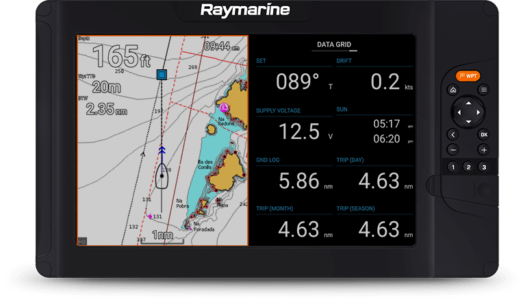 Element S - Connections and Transducers | Raymarine - A Brand by FLIR