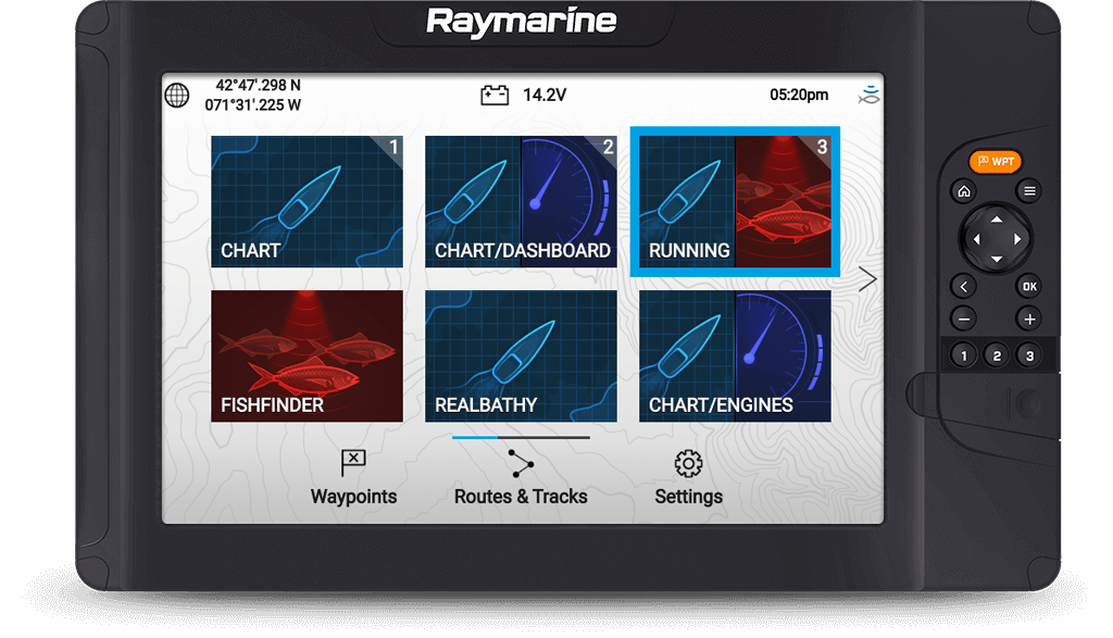 Raymarine Axiom//Element Power//STng Data Cable 1.5M