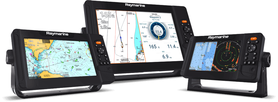 Element S - Navigation Display | Marine Electronics by Raymarine