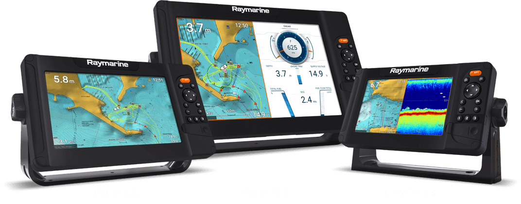 Element S - Available in 7, 9 and 12 Inch Screen Sizes | Raymarine - A Brand by FLIR