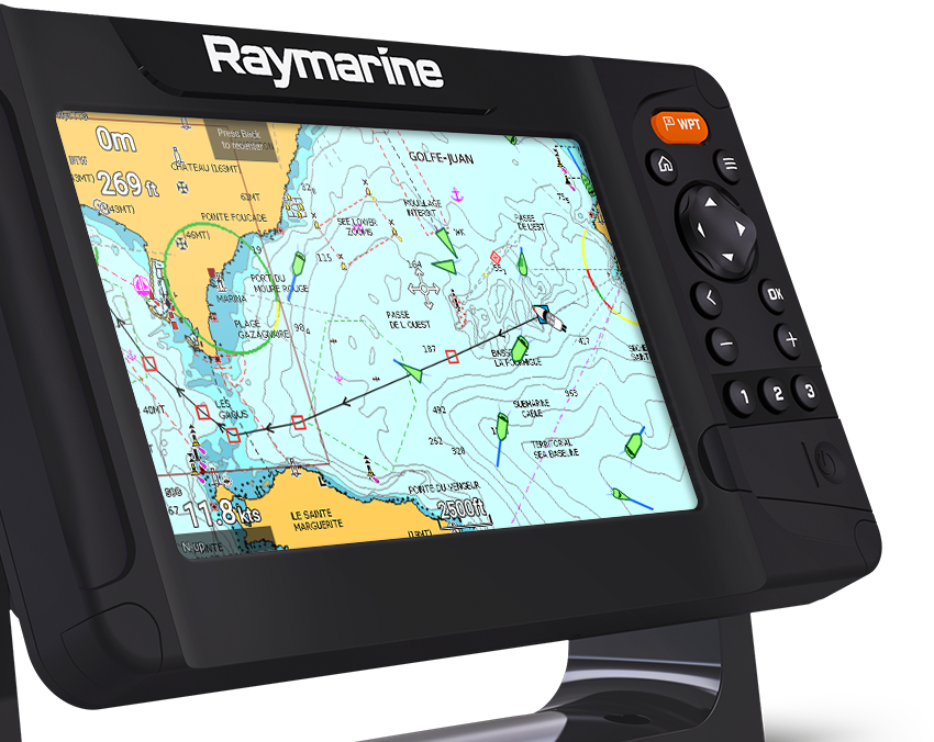Element S - Superior Performance | Raymarine - A Brand by FLIR
