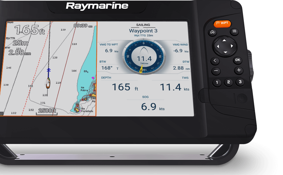 Element S - Simple and Straight Forward | Raymarine - A Brand by FLIR