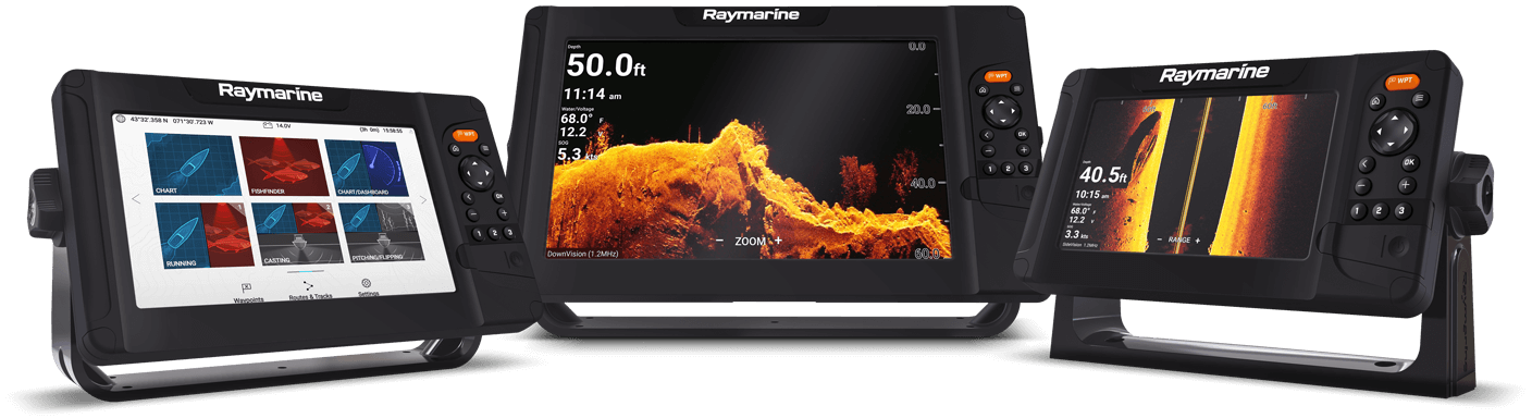 NEW Element - Sonar GPS Multifunction Display | Raymarine by FLIR