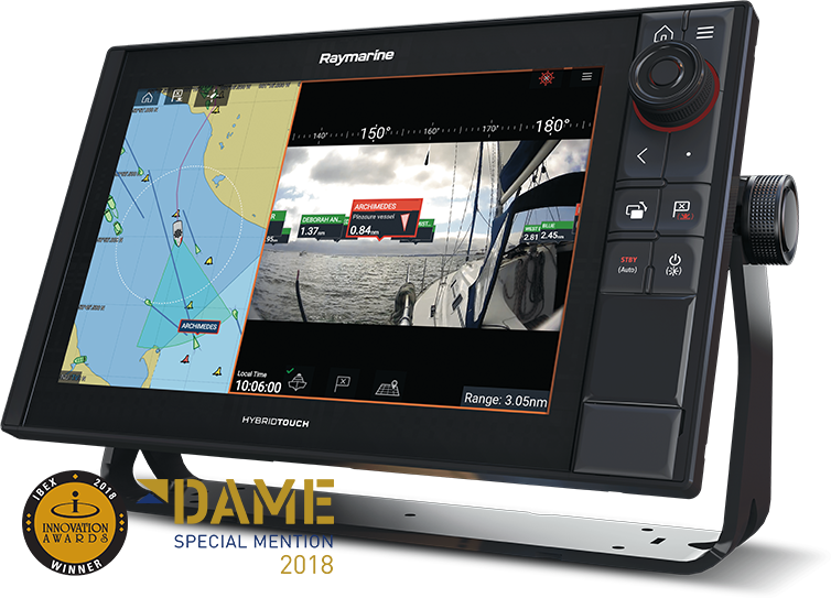 LightHouse 3.7 - Ny ClearCruise udvidet virkelighed | Raymarine - A Brand by FLIR
