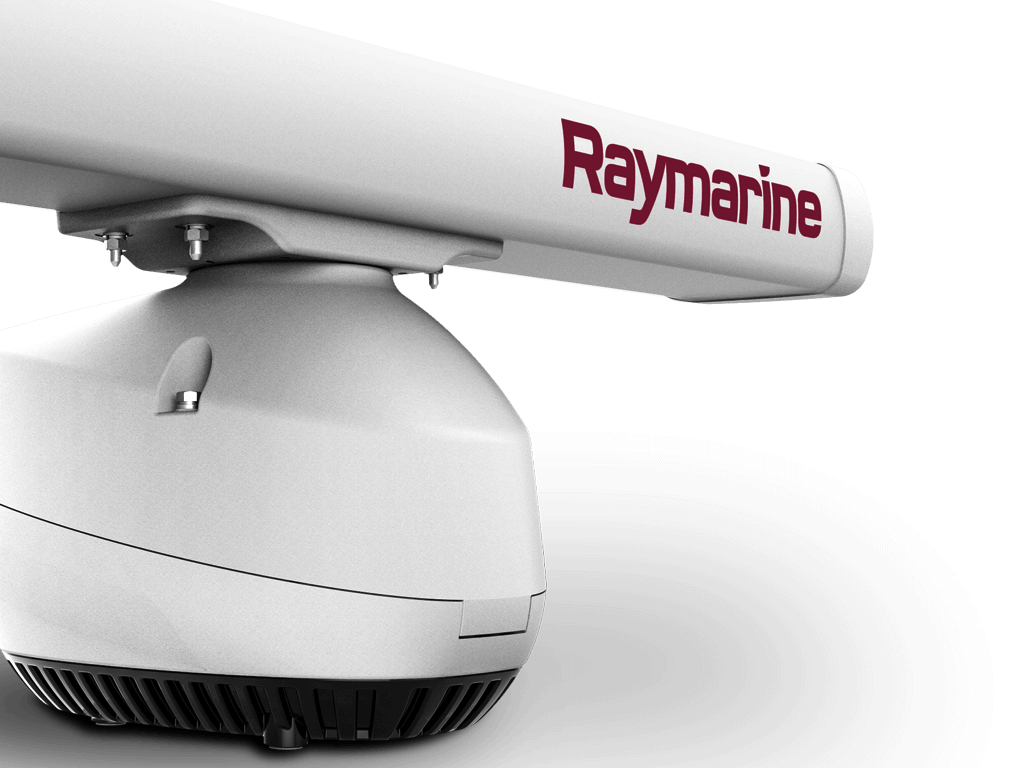 NEW Magnum Open Array Radar Scanner | Raymarine - A Brand by FLIR