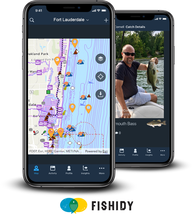 Download Fishidy Sync Now | Raymarine - A Brand by FLIR