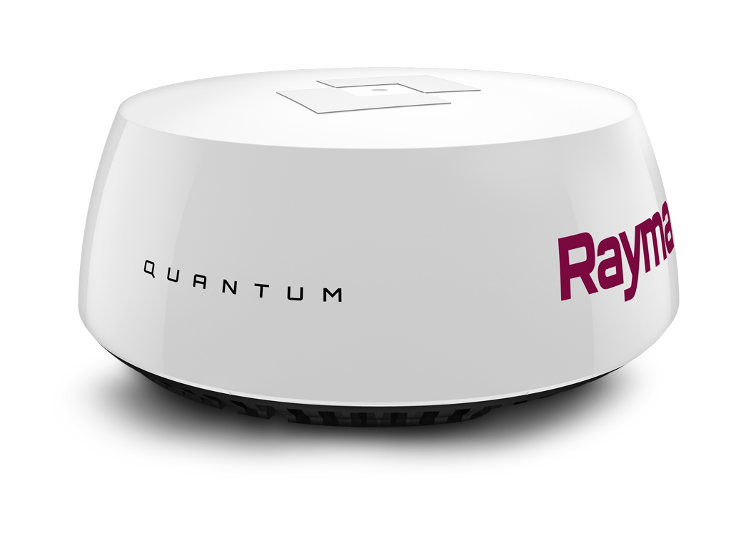 Raymarine Quantum Wireless CHIRP Radar | Raymarine by FLIR