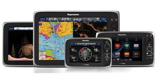 Find out more about the eSeries MFD | Raymarine