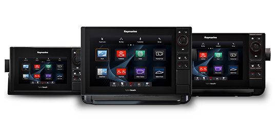New eS Series Range | Raymarine