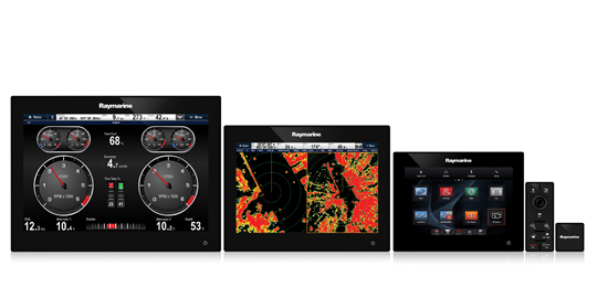 Find out more about gS Series | Raymarine