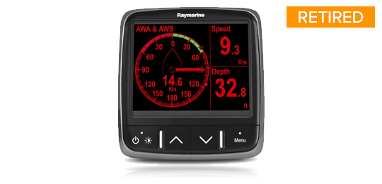 Find out more about the i70 Instrument | Raymarine - A Brand by FLIR