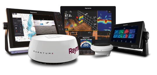 Find out more about the Raymarine Rewards Promotion | Raymarine - A Brand by FLIR
