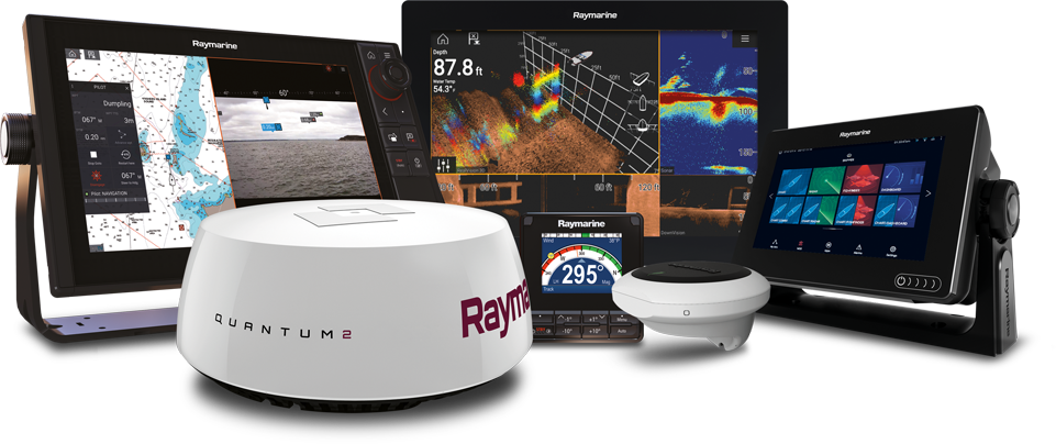 Raymarine Rewards 2020 Product Range | Raymarine - A Brand by FLIR
